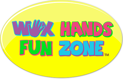 Wax Hands Fun Zone logo